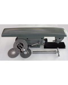 Teilkopf MK4 2112-3767 überprüft, grau für Deckel Fräsmaschine