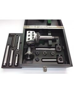Wohlhaupter UPA3 MK4 - SK40 S20x2 überprüft, Nr.44600 z.B. Deckel Fräsmaschine