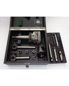Wohlhaupter UPA3 MK4 - SK40 S20x2 überprüft, Nr.18384z.B. Deckel Fräsmaschine
