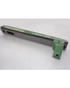 Gegenhalter + Gegenlager gebr. Grün für Teilkopf - Deckel Fräsmaschine