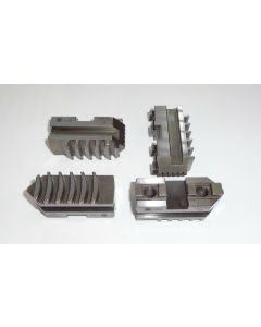 Grundbacken hart für Vierbackenfutter D125/140mm mm von Bison
