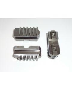 Grundbacken hart für Dreirbackenfutter D125/140mm mm von Bison