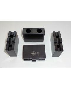 Aufsatzbacken für Vierbackenfutter D125mm von Bison