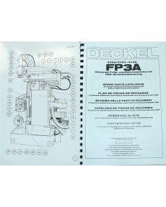 Ersatzteilplan Deckel FP3A 2206 mit Zwischenlösung