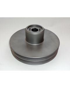 Riemenscheibe (Gußausführung) FP2 im Austausch bis Bj.66 Deckel Fräsmaschine