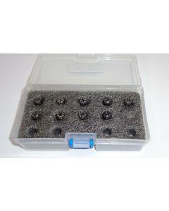 Spannzangensatz (Rl. 0,015mm) ER8 1-5 (PBox)