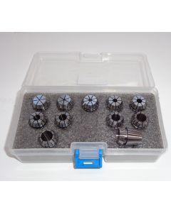 Spannzangensatz (8µm) ER16 1,5-11,5 steigend-1mm PBox