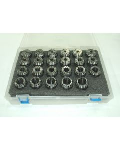 Spannzangensatz (Rl. 0,015mm) ER40 4-26 (PBox)