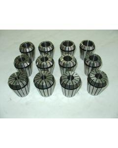 Spannzangensatz (8µm) ER50 12-34mm 2mm-steigend
