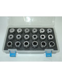 Spannzangensatz (Rl. 0,015mm) ER32 3-20 (PBox)