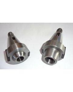 2 Kegelreduzierhülse SK40 S20x2 MK2,MK3 z.B. gebraucht Deckel Fräsmaschine