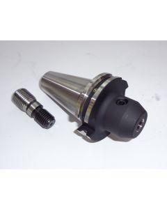 Flächenspannfutter SK40 (DIN69871 + BolzenS20x2) D6 bis D40 Deckel Fräsmaschine