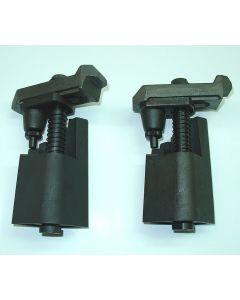 Stufenpratzen 16mm 130 - 210 NEU z.B. Deckel Fräsmaschine