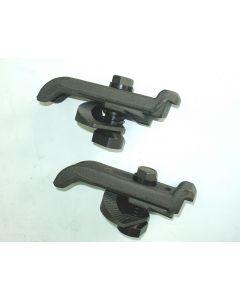 Stufenpratzen 16mm 0 - 45 neu z.B. Deckel Fräsmaschine
