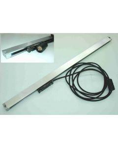 Maßstab LS404, 570mm im Austausch, 3m Kabel Heidenhain