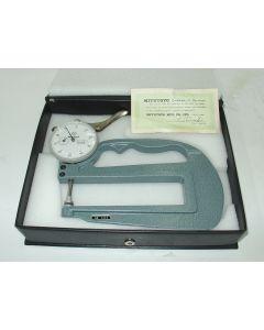 Aussenschnelltaster Meßuhr 0-20mm neuwertig Mitutoyo