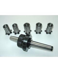 Spreizdorn MK3 D24,5-29 mm (1mm steigend) z.B. für Deckel Fräsmaschine