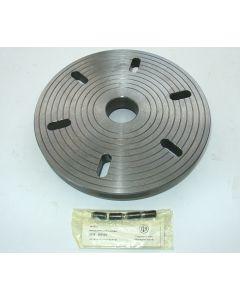 Planscheibe D250 mm neu für Deckel-Teilapparat SK40
