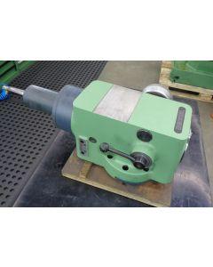 Fräskopfvorderteil gebraucht für Deckel FP5NC 2806 Fräsmaschine