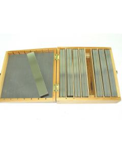Parallelleistensatz - Parallelunterlagen 160x8 mm 8 Satz, Deckel  Fräsmaschine