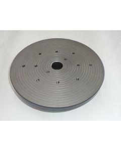 Planscheibe D250mm gebr. für Deckel-Teilapparat MK4