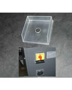 Hauptschalterabdeckung NEU für Deckel Fräsmaschine FP1, FP2, FP3 und FP3L Aktiv