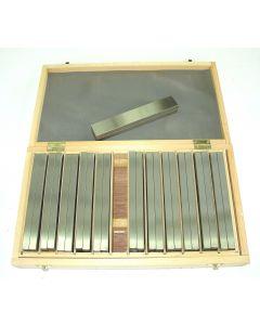 Parallelleistensatz - Parallelunterlagen 150x10 mm 12 Satz, Deckel  Fräsmaschine