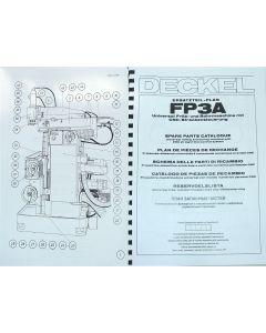 Ersatzteilplan Deckel FP3A 2206 mit DIN 2080