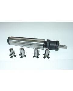 Spreizdorn MK3 D7,5-9  0,5mm steigend z.B. für Deckel Fräsmaschine