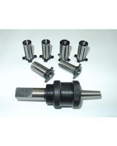 Spreizdorn Zylindrisch 14mm Schaft, D12 - 14,5mm, 0,5mm steigend