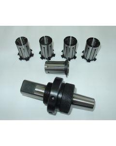 Spreizdorn Zylindrisch 30mm Schaft, D29,5 - 33,5mm, 1,0mm steigend