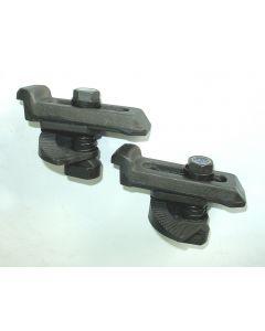 Stufenpratzen 16mm 15 - 45 neuwertig z.B. Deckel Fräsmaschine