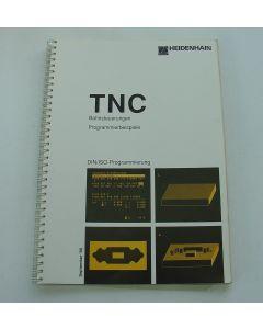 Bedienungshandbuch Heidenhain TNC DIN/ISO-Programmierung