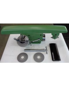 Teilkopf SK40 2212-16100 überprüft für Deckel Fräsmaschine