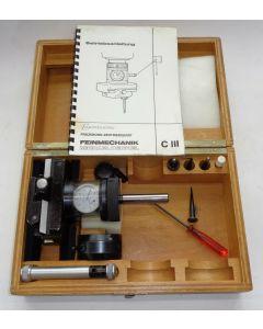 Centricator C III  D12mm gebraucht z.B. für Deckel Fräsmaschine