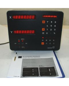 2 Achsen Zähler VRZ 714 Heidenhain Digitalanzeige