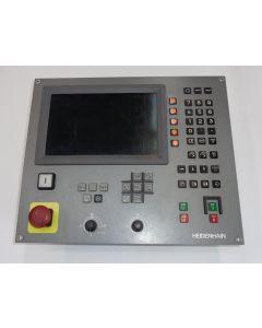 TNC310 im Austausch (Exchange) Id.Nr.323623-02  Steuerung von Heidenhain