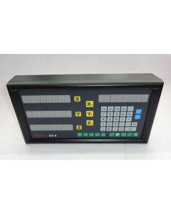 3 Achsen Digitalanzeige Easson ES-8 gebr. für Fräsmaschine