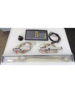 3 Achsen Digitalanzeige Typ Arbah-L für Weiler Condor Drehmaschine