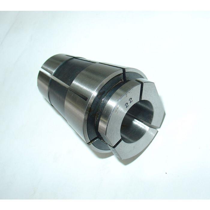 Spannzange 355E Durchmesser  2,5  mm   für Deckel Werkzeug-Fräsmaschine.
