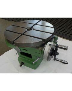 Schwenkbarer Rundtisch 2037-0351 für Deckel Fräsmaschine