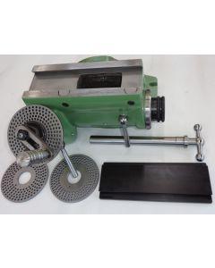 Teilkopf MK4 2112-3695 überprüft, grün für Deckel Fräsmaschine