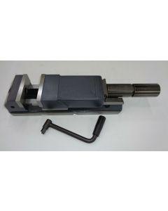 Maschinen Schraubstock Allmatic 100mm überholt .z.B.für Deckel Fräsmaschine