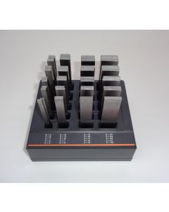 Parallelleistensatz 100mm 2x5 - 6x24 mm 20 Satz z.B. für Deckel  Fräsmaschine