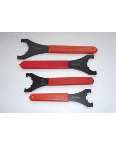 4 Schlüssel für UM ER20, ER25, ER32, und ER40 Mutter