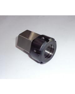 Spannzangenfutter ER32 Sechskant SW 40mm, H 40mm