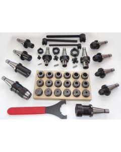 Werkzeugsatz SK30 DIN2080 Deckel Fräsmaschine (ER32 RI. 0,008mm)