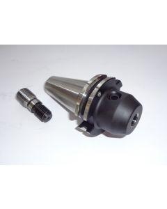Flächenspannfutter SK40 (DIN69871* + Bolzen S20x2) D6 - D40, Deckel Fräsmaschine