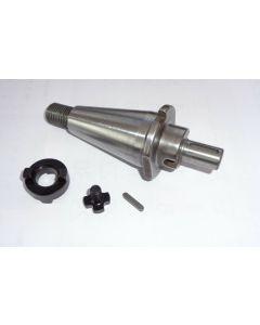 Kombiaufsteckdorn D16 SK40 S20x2 gebraucht z.B. für Deckel Fräsmaschine