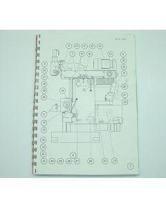 Ersatzteilplan Deckel FP4MK 2203